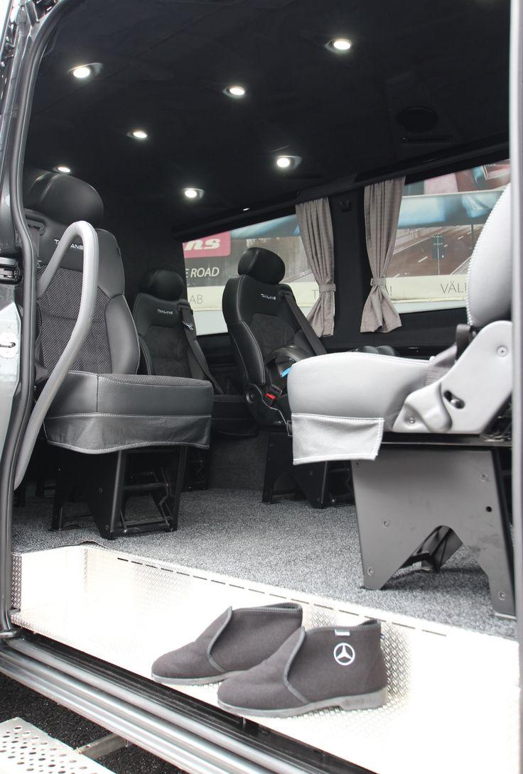 Mercedes-Benz Sprinter Tamlans Camping Van