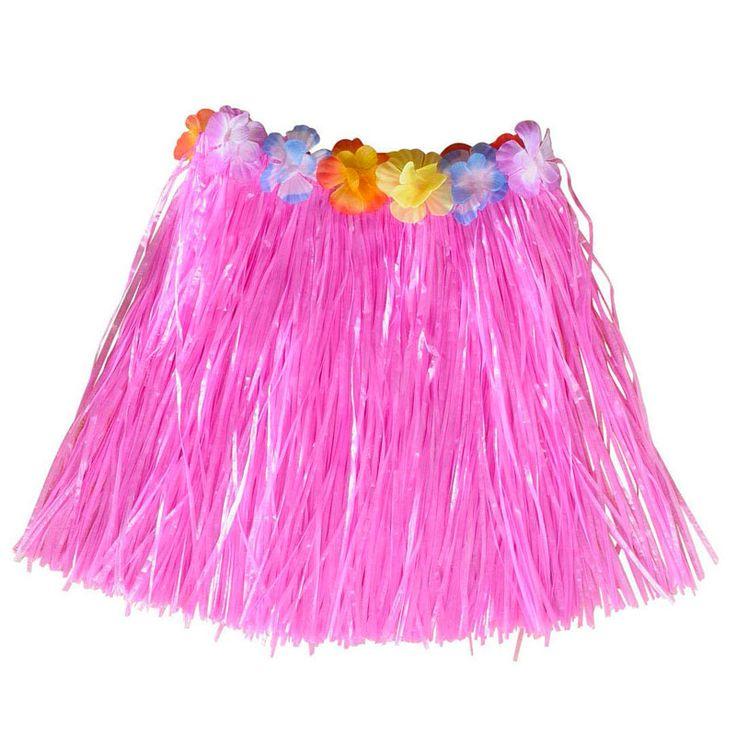 Falda Hawaiana Infantil #accesorioshawaianos #accesoriosdisfraz #accesoriosphotocall