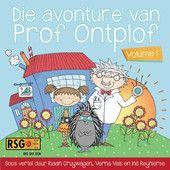 Afrikaanse luisterstories met Riaan Cruywagen, Verna Vels en Iné Reynierse. Dis nou nie 'n app nie, maar gaan my kinders lekker besig hou. :-)