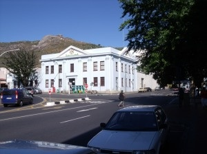 Post Office (now vacant)