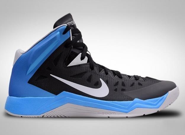 Баскетбольные кроссовки nike zoom 6