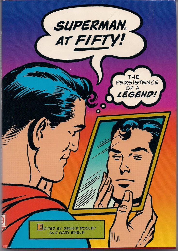 DC Comics Superman at Fifty: The Persistence of a Legend Dennis Dooley Harlan Ellison Jerry Siegel Joe Shuster Harvey Pekar R Crumb
