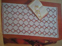 Ravelry: cmilani's White tablecloth