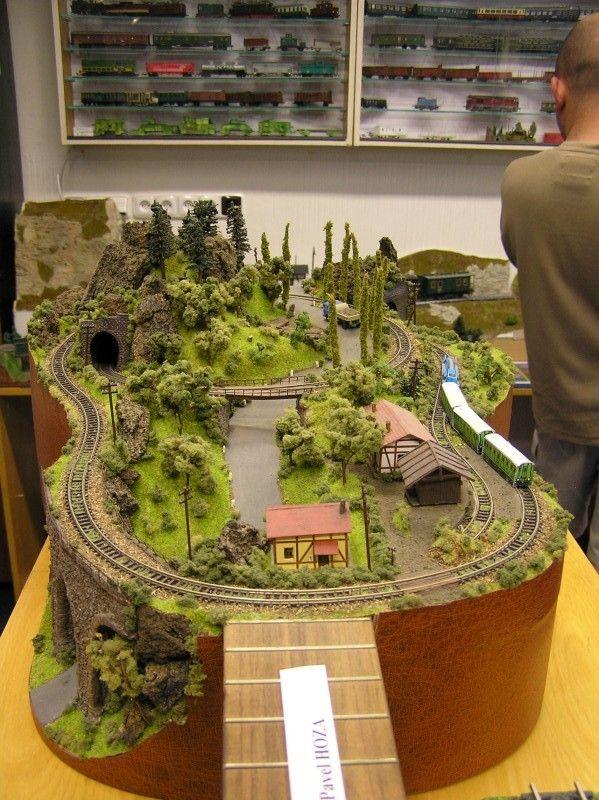 D Models Collection Exhibition Amp Event : Best images about model railways on pinterest models