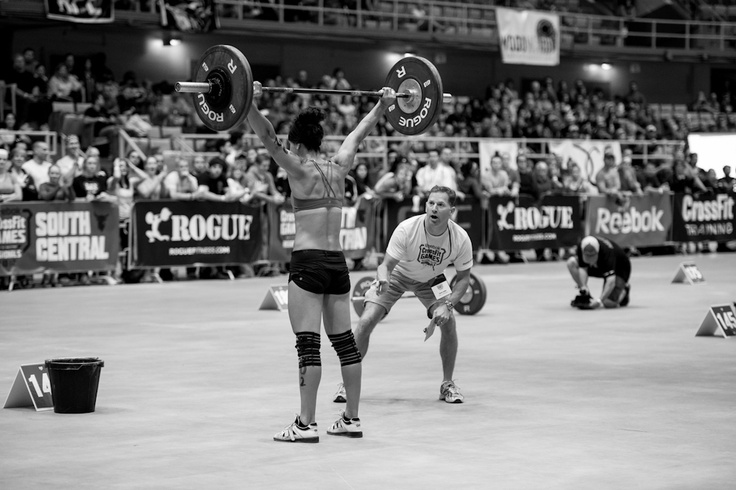 Azadeh Boroumand - South central Crossfit regionals winner