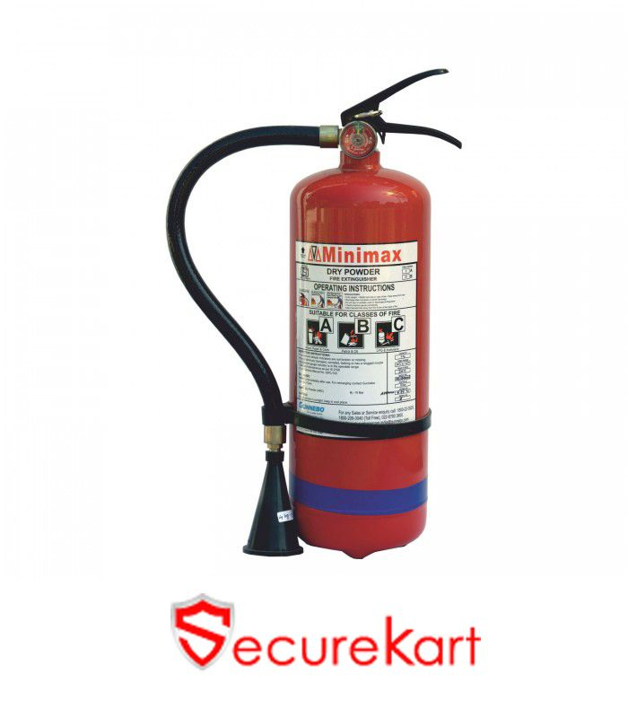 A fire extinguisher is an active fire protection system used for extinguishes or control small fires, often in emergency situation.Securekart best shopping site for fire safety products online provides a wide range of various types of types of fire extinguishers in India small fire extinguisher, dry chemical fire extinguisher, water fire extinguisher and more.If you need buy fire extinguishers online in India please visit website.