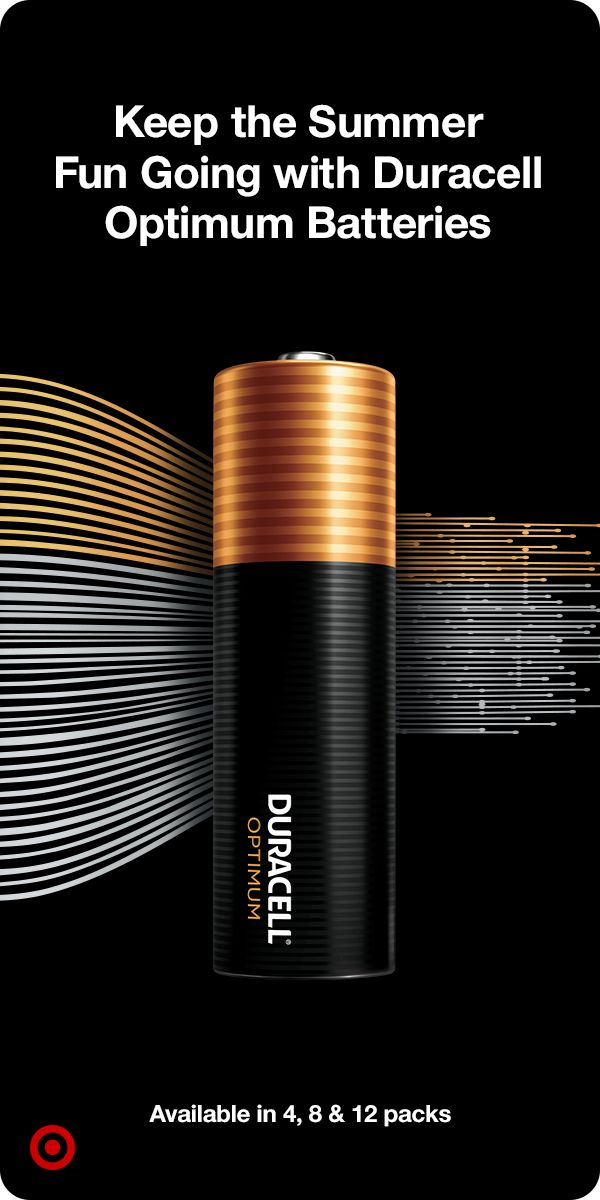 This Summer Keep The Fun Going With Duracell Optimum Batteries Available At Target Vinyl Art Paint Picture Tattoos Interactive Walls