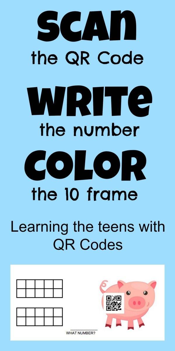 Qr code on pinterest teacher created resources qr code generator