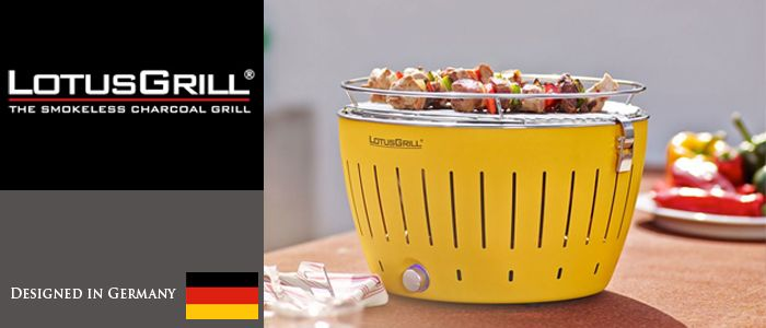Lotus Grill BBQ, Accessories & Charcoal   Cuckooland