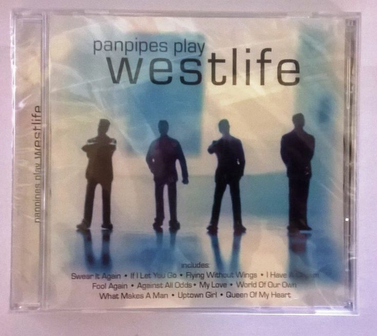 Westlife pop group Panpipes play CD