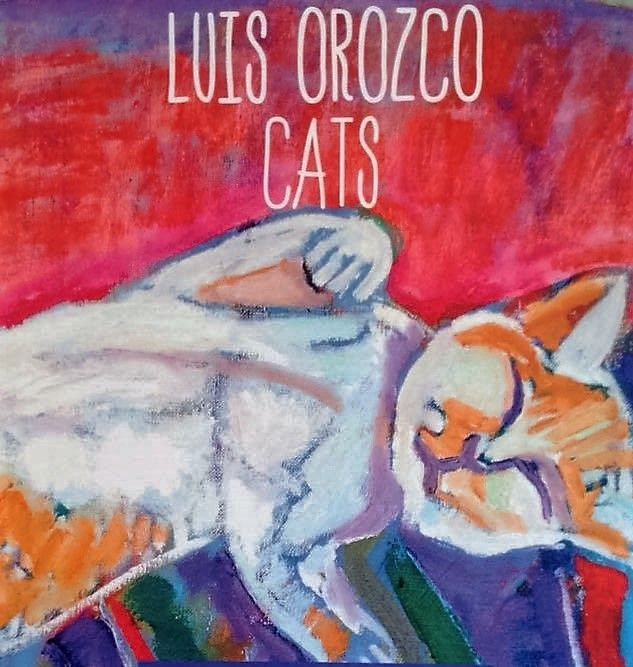 'Cats' Exhibition by Luis Orizco