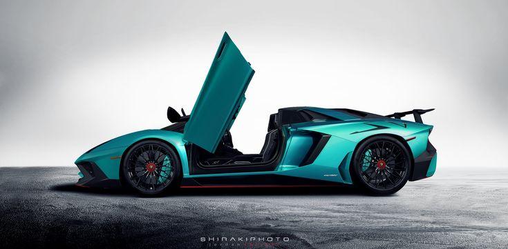 New Lamborghini Aventador LP750-4 SuperVeloce Roadster