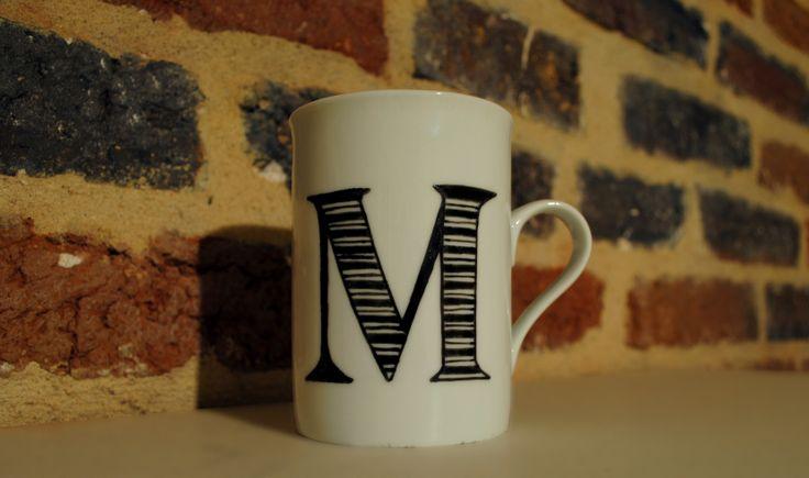 1000 idées sur le thème Tasses Monogramme sur Pinterest  Etsy ...