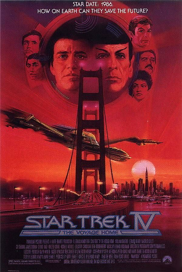 Star Trek IV. Misión: salvar la Tierra
