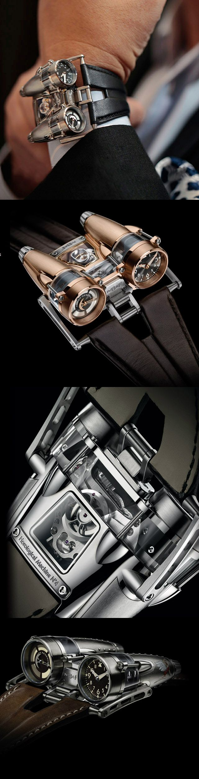 MB HM4 Thunderbolt Watch