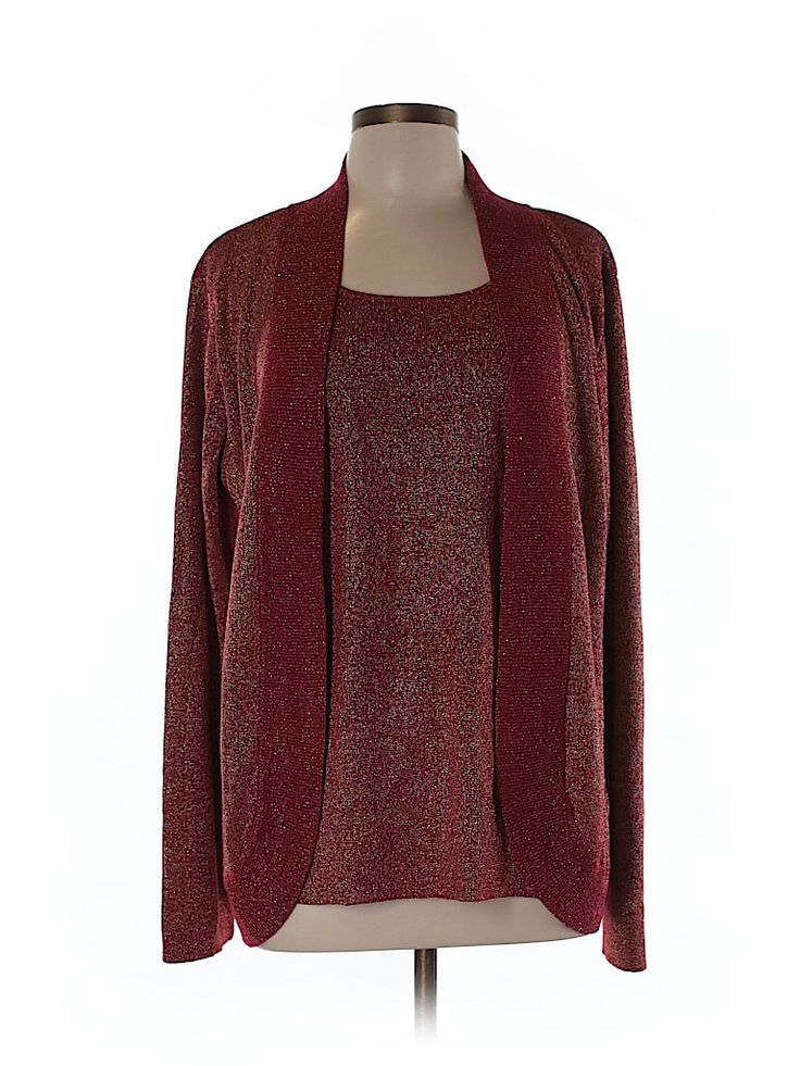 Check it out—Susan Graver Pullover Sweater for $15.99 at thredUP!