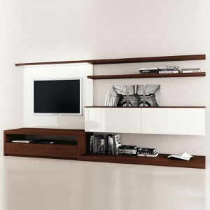 Wall unit and tv stand