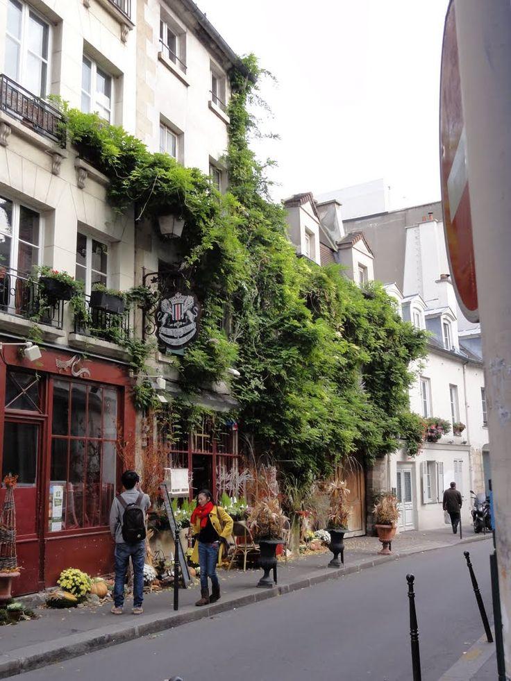 Au Vieux Paris d'Arcole.