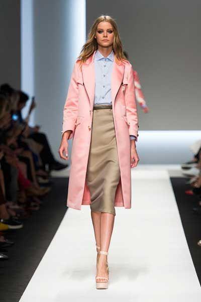 Модный цвет 2016 Розовый кварц Ermanno-Scervino