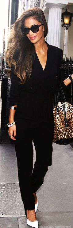 Street Style / Nicole Scherzinger