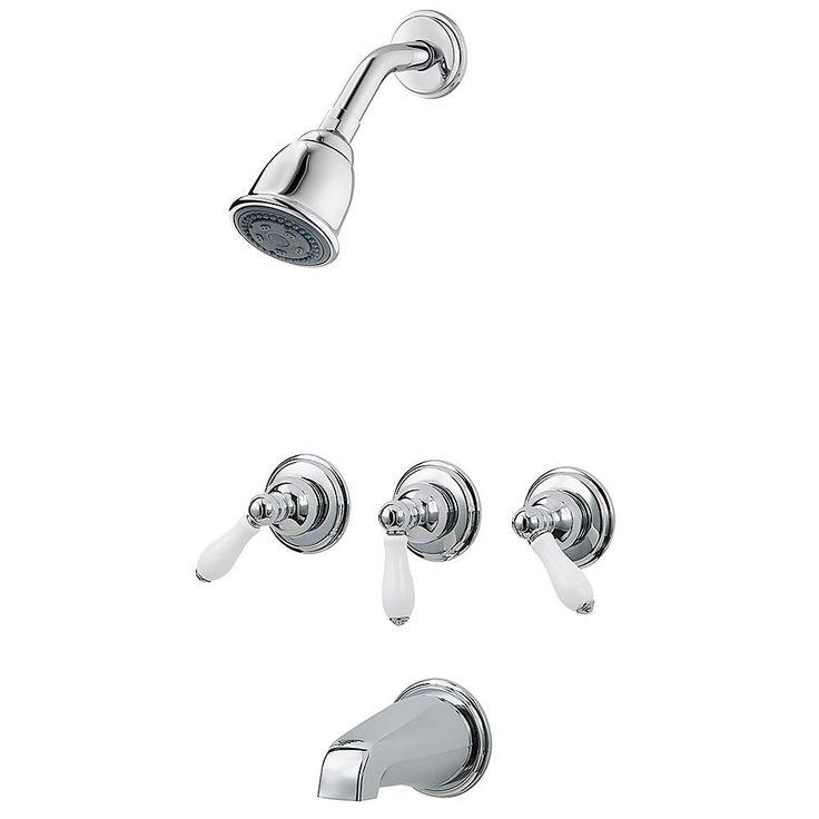 Pfister Lg01 8cp Shower Faucet Faucet Shower Tub