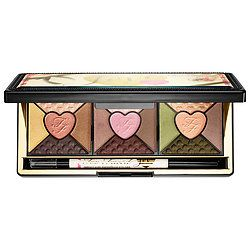 Too Faced - Love Palette  #sephora  This is gorgeous! I use it a lot! I love the eyeliner as well