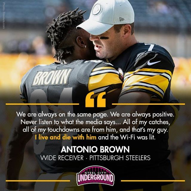 Victorymonday For The Steelers Has Us Checking That Wi Fi Connection Like Steeler Nation Steelers Steel City