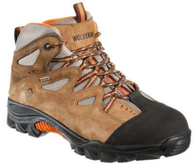 Wolverine Durant Steel Toe Hiking/Work Boots for Men - 11.5 XW
