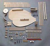 Hurdy gurdy kit