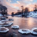 .Well Trodden, God, Amazing Photography, Winter Photography, Jason Theaker, Trodden Paths, Rivers T-Shirt, Nature Photography, Landscapes Photography