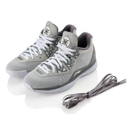 Shop for WoW 4.0 Filthy Grey from top brand LI-NING and Way of Wade. Browse Sunlight Station for all your quality sportswear for men and women