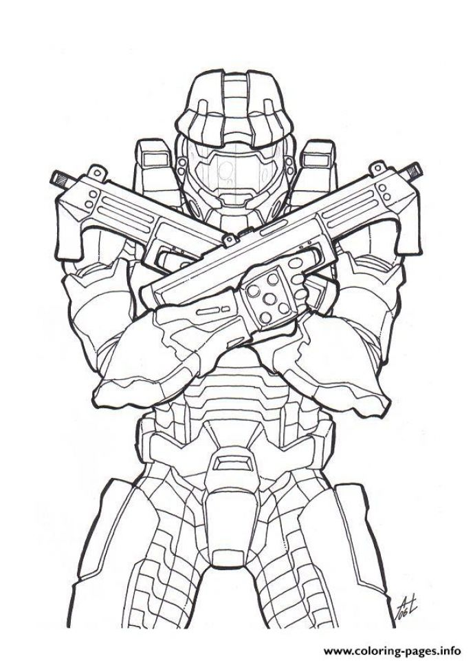 Halo Coloring Pages Printable 91549 Halo Drawings Halo Tattoo Halo Master Chief