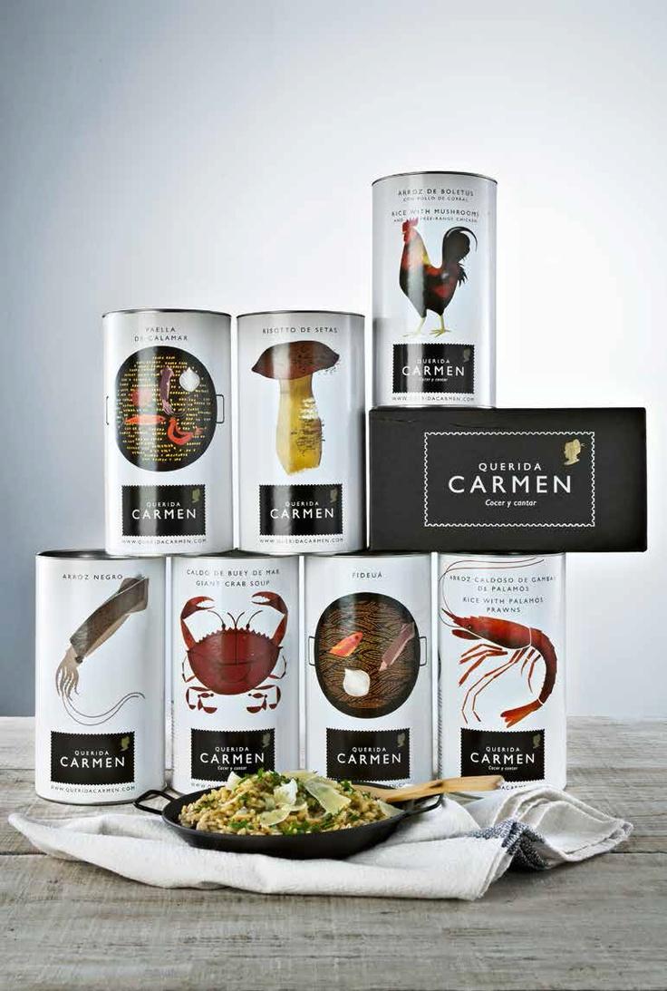 Productos Querida Carmen - Gourmet - El Palacio de Hierro.