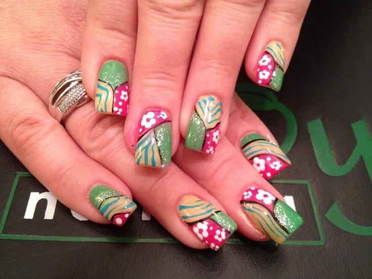 envy nails spa Arte