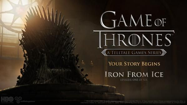 Game Of Thrones From Telltale Games Premiers 'Soon' http://www.ubergizmo.com/2014/11/game-of-thrones-from-telltale-games-premiers-soon/