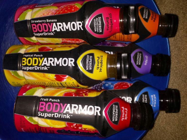 Body Armor Sports Drink ad Foods Pinterest Body