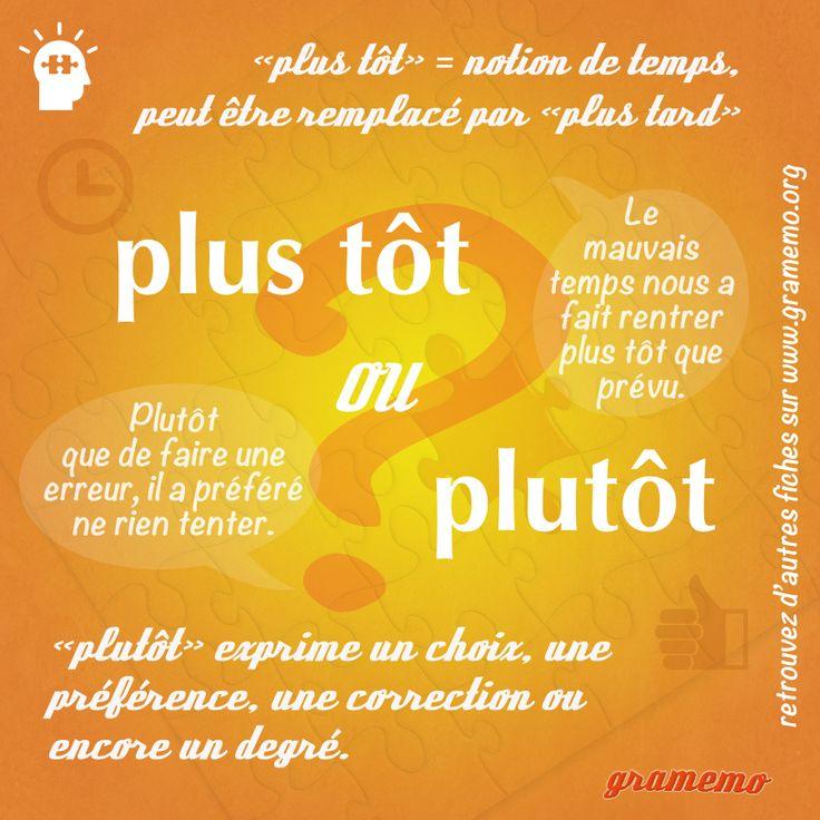 036 Plutot plus tot
