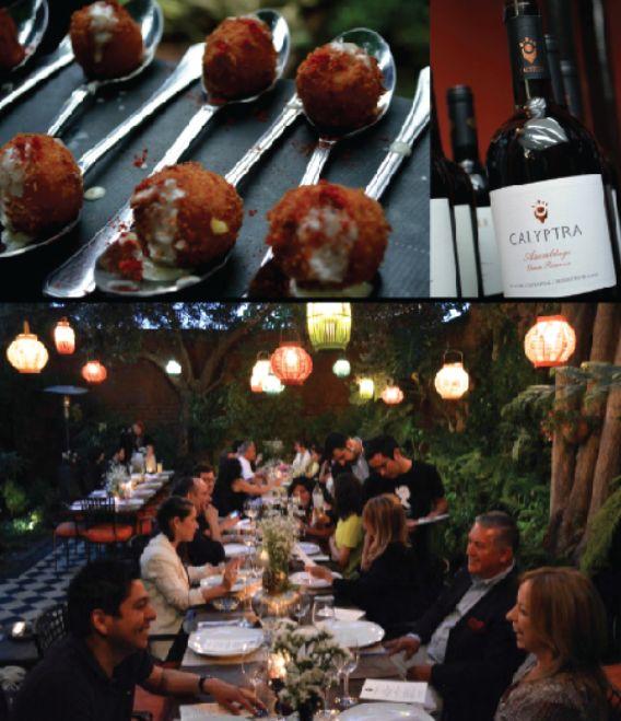 International Thanksgiving Feast -Santiago Chile
