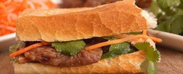 banh-mi   *my note.   Garlic Soy Fish sauce Ginger Brown sugar Olive oil Green onion Pepper  -blend till smooth