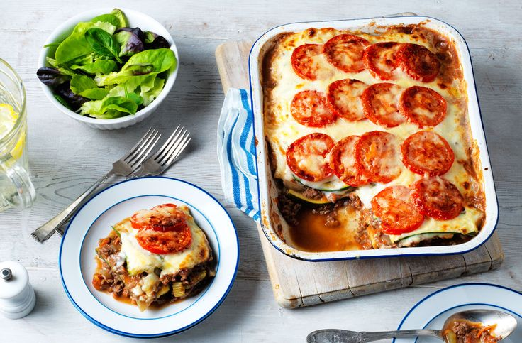 This lighter lasagne is a great for a hearty family dinner and perfect for sharing | Tesco