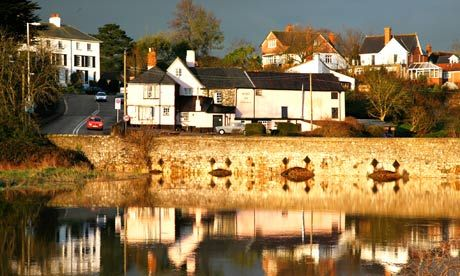 The Bridge Inn, Exeter, Devon