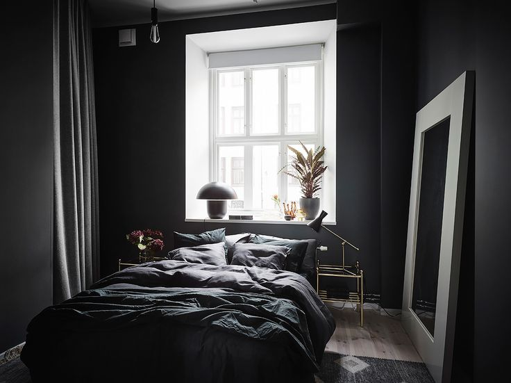 Gravity Home: Small Apartment With Dark Bedroom