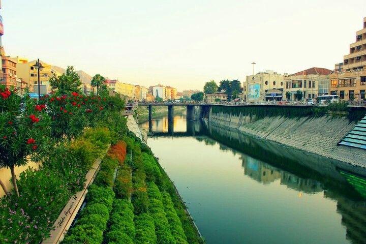 Asi nehri, Antakya