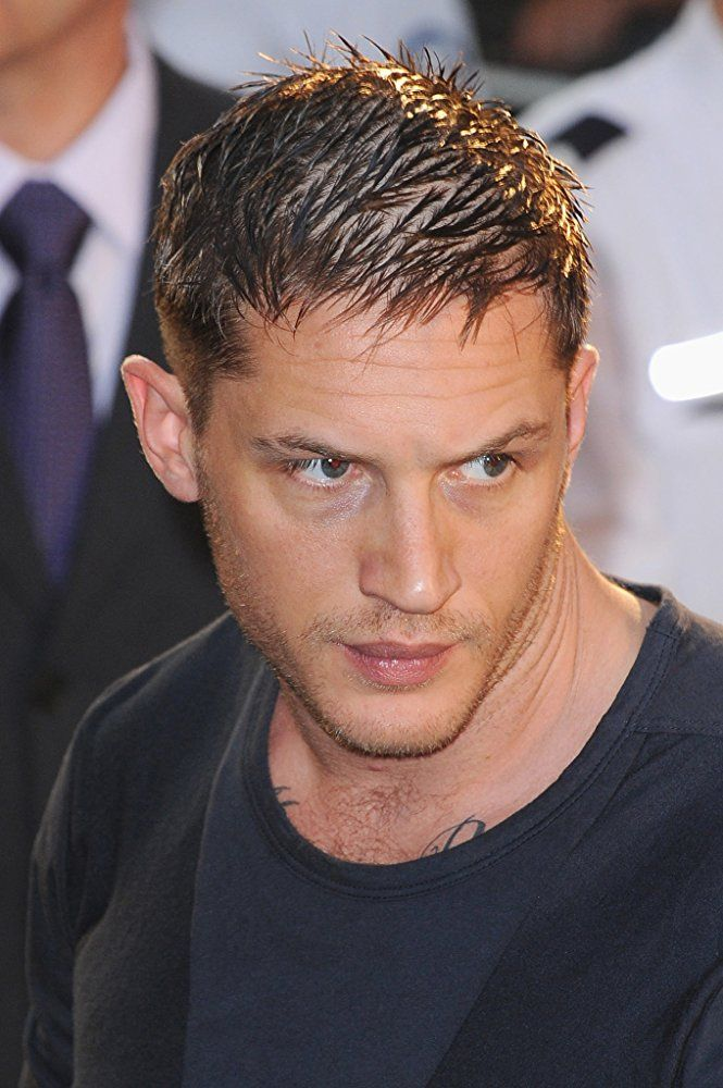 Tom Hardy Through the Years