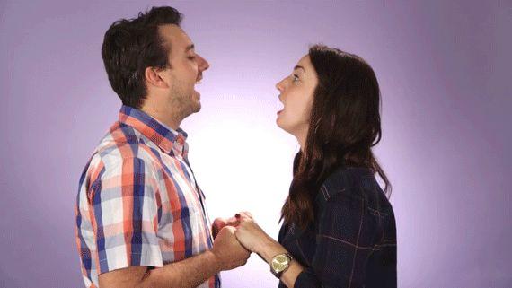 Эксперимент: лучшие друзья становятся мужем и женой на одну неделю #лайфхаки #технологии #вдохновение #приложения #рецепты #видео #спорт #стиль_жизни #лайфстайл