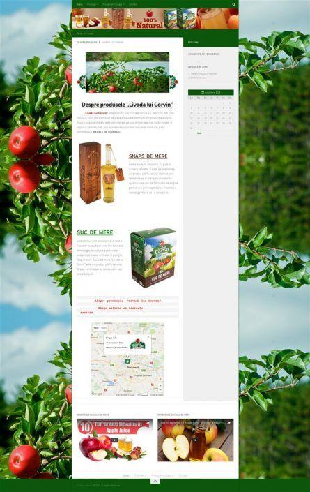 Prosperdesign Creare Site Corvin by ProsperDesignWeb.deviantart.com on @DeviantArt