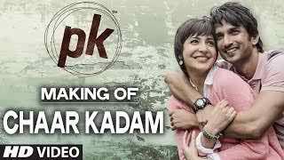 Chaar Kadam Making - PK (2014) 3gp,mp4 HD Video Download