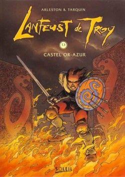 Lanfeust de Troy, tome 3 : Castel Or-Azur  Or-Azur, toujours assure !