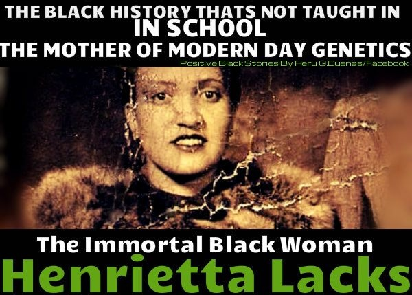 """The Immortal Life of Henrietta Lacks"" by Rebecca Skloot"