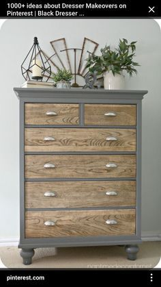 25 best ideas about two toned dresser on pinterest two - Two tone paint ideas for bedroom ...